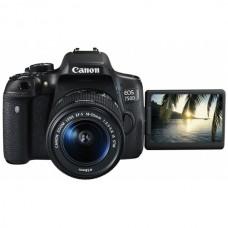 Зеркальный фотоаппарат Canon EOS 750D 18-55mm STM