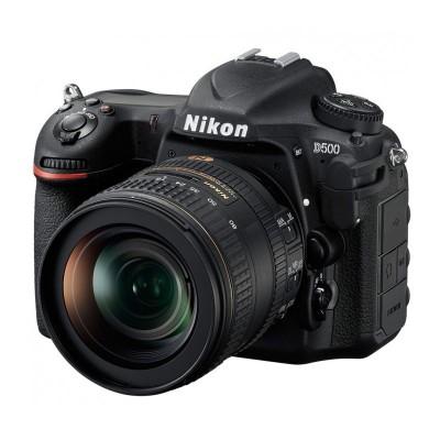Зеркальный фотоаппарат Nikon D500 16-80 VR KIT BK