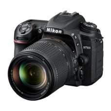 Зеркальный фотоаппарат Nikon D7500 kit 18-140 VR