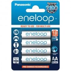 Аккумуляторы Panasonic Eneloop BK-3MCCE/4BE 1900 mAh, 4 шт, AA