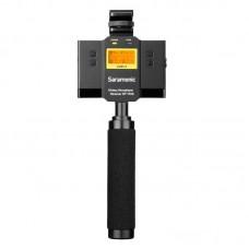 Приемник/микшер Saramonic UwMic9 SP-RX9 с креплением для смартфона