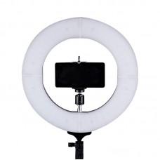 Светодиодный кольцевой осветитель FST LED 12-RL II