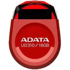Флеш накопитель 16GB A-DATA DashDrive UD310, USB 2.0, Красный (AUD310-16G-RRD)