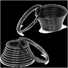Комплект адаптеров для светофильтра K&F Concept (SKU0629)