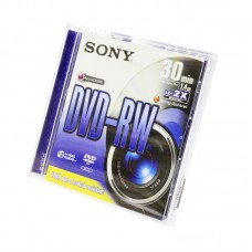 Диск Sony mini DVD-RW 1.4Gb 30 min (DMW30S2)