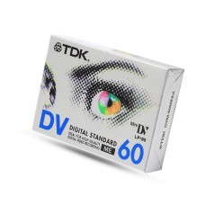 Видеокассета TDK Mini DV 60
