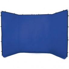 Полотно для фона Lastolite Panoramic Background 4m Chroma Key Blue (LL LB7963)