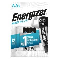 Элемент питания Energizer AA (LR6) Max Plus BL2