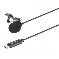 Петличный микрофон Boya BY-M3