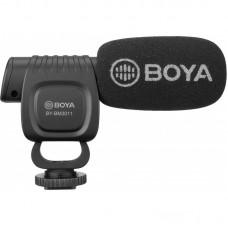 Накамерный микрофон-пушка Boya BY-BM3011