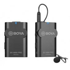 Двухканальная беспроводная радиосистема Boya BY-WM4 PRO