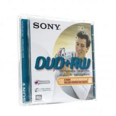 Диск Sony mini DVD+RW 1,4Gb (30 min) 1 шт (DPW30)