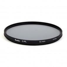 Поляризационный фильтр Kenko C-PL Digital 55mm
