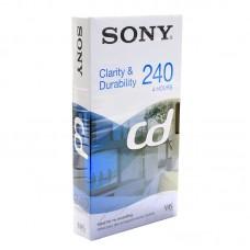 Видеокассета Sony E-240CDG