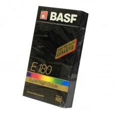 Видеокассета VHS BASF E180