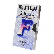 Видеокассета VHS FUJI 240 Fine Quality
