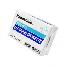 Чистящая видеокассета Panasonic Cleaning Cassette NV-TCL20-E