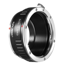 Адаптер K&F Concept для объектива Canon EF на байонет Micro 4/3