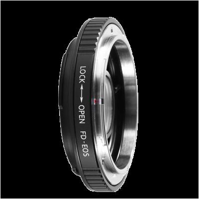 Адаптер K&F Concept для объектива Canon FD FL на байонет Canon EF