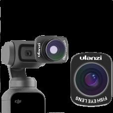 Объектив Ulanzi OP-8 Fisheye Lens для Osmo Pocket