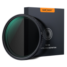 Светофильтр нейтральный K&F Concept Nano-X Variable Fader NDX ND8-128 58mm