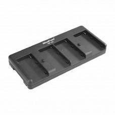 Адаптер NiceFoto NP-04 Battery holder V-mount