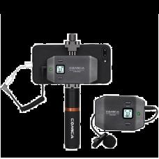 Микрофон COMICA UHF CVM-WS50 (B) для смартфона