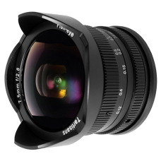 Объектив 7Artisans 7.5mm F2.8 Sony Fisheye E-mount