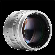 Объектив 7Artisans M50mm F1.1 Leica M Mount Silver