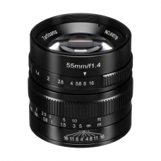 Объектив 7Artisans 55mm F1.4 Sony E Mount