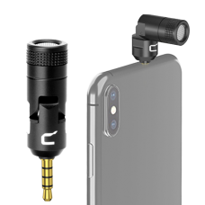Микрофон Comica CVM-VS07 mini Jack 3.5мм TRRS