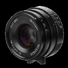Объектив 7Artisans 35mm F2.0 Leica M Mount