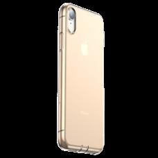 Чехол Baseus Simplicity (dust-free) для iPhone XR Transparent Gold