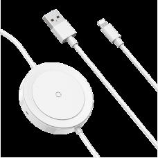 Беспроводная зарядка Baseus IP Cable White