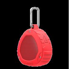 Водонепроницаемая защищенная Bluetooth колонка Nillkin S1 PlayVox Red