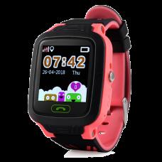 Часы GPS трекер Wonlex GW800 Pink