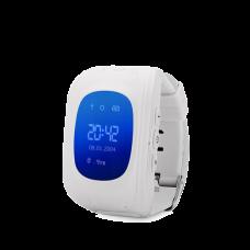 Детские GPS часы трекер Wonlex Q50 White