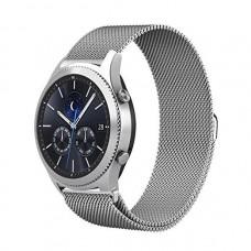 Браслет миланский для Samsung Gear S3 Silver