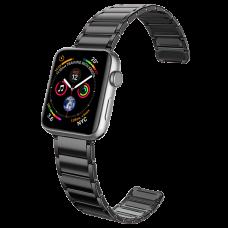 Браслет X-Doria Classic для Apple Watch 38/40 мм Чёрный