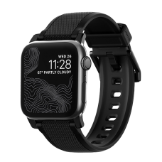 Ремешок силиконовый Nomad Rugged для Apple Watch 42/44 мм