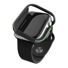 Чехол X-Doria Defense Edge для Apple Watch 40 мм Переливающийся