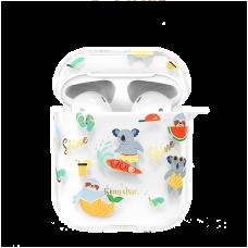 Чехол Kingxbar Adorkable для Apple Airpods Koala