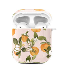 Чехол Kingxbar Fresh для Apple Airpods Orange