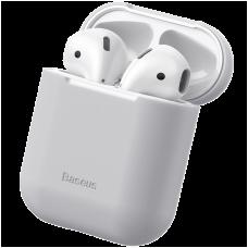 Чехол Baseus Case для Apple Airpods Серый