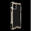 Чехол R-Just Amira для iPhone 11 Чёрно-золотой