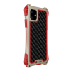 Чехол R-Just Amira для iPhone 11 Красно-золотой