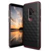 Чехол Caseology Parallax для Galaxy S9 Plus Black / Burgundy