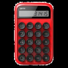 Калькулятор Lofree Digit красный