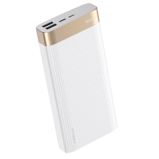 Аккумулятор Baseus Parallel Type-C PD+QC3.0 20000mAh 18W Белый Series