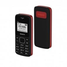Телефон Maxvi C23 Black-Red